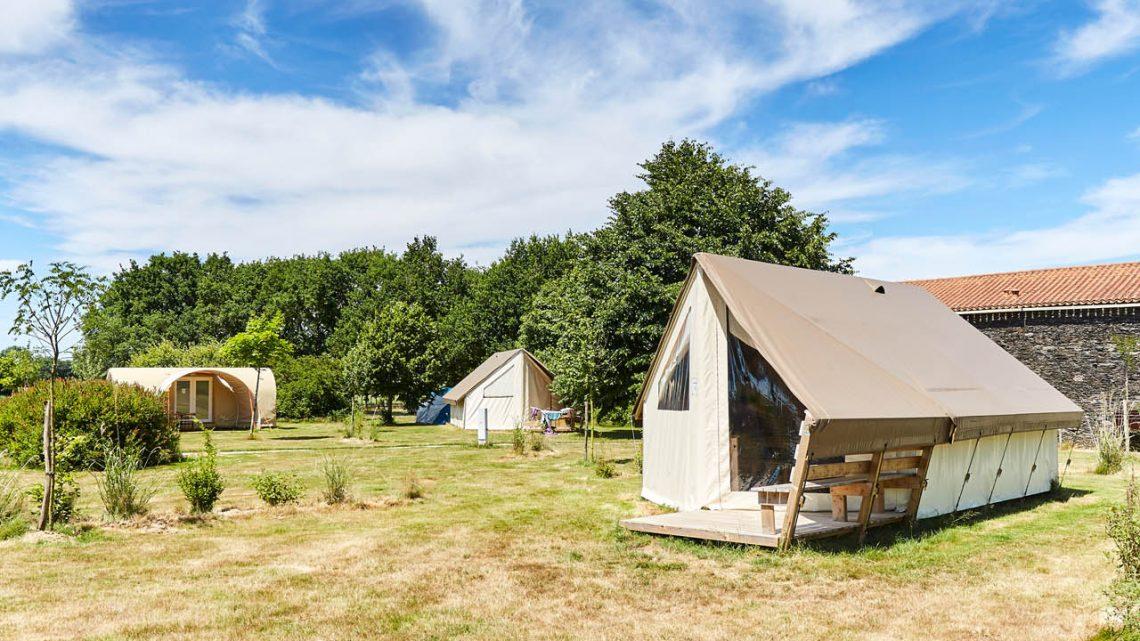 3 hébergements de camping à la mode