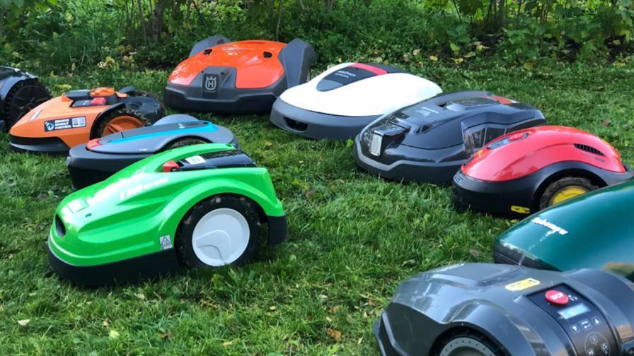Top 3 des robots tondeuses: comparatif 2020