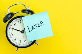 La procrastination : une pathologie guérissable