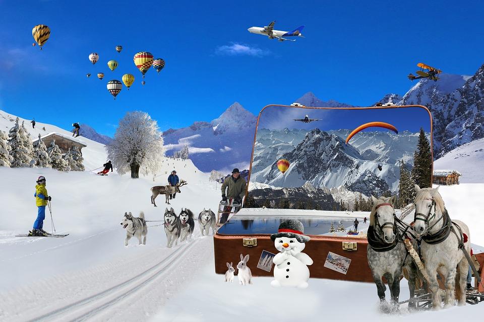 Pourquoi choisir de skier et passer Noël à la station les Deux Alpes ?