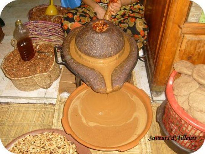 Amlou : une pâte à tartiner pour toutes les occasions